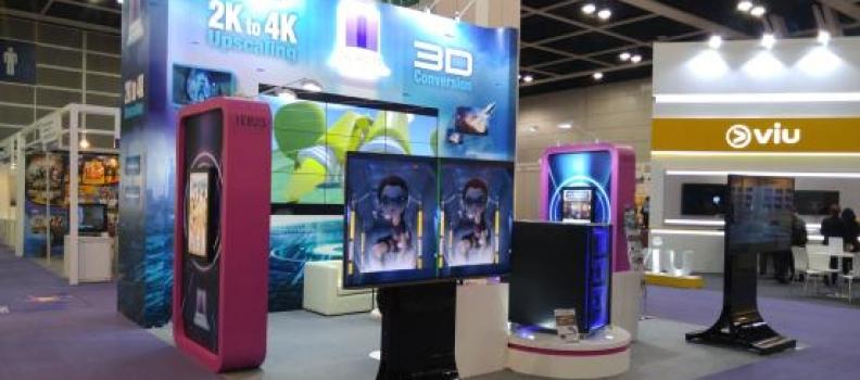 Hong Kong International Film and TV Market 2016